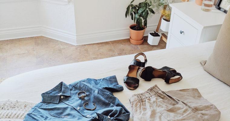 Summer 10×10: my items + brand highlight!
