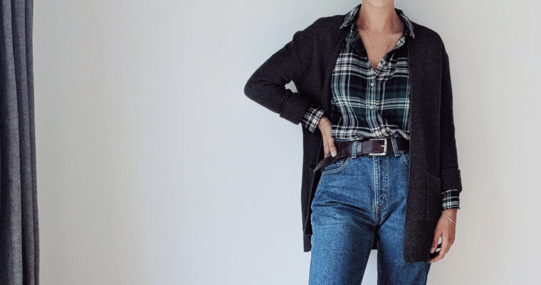 6 ways to wear flannel this fall