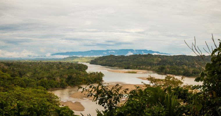 Ecuador Part 1: Packing list & arriving in the Amazon!
