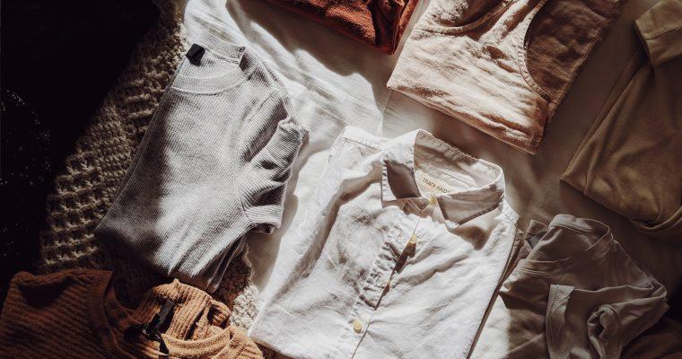 Spring 30×30 Capsule Wardrobe Challenge // May