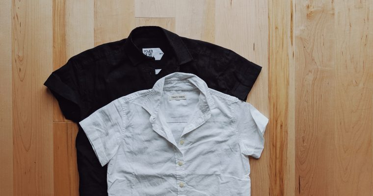 Ethical Button Ups: Tradlands & Power of My People