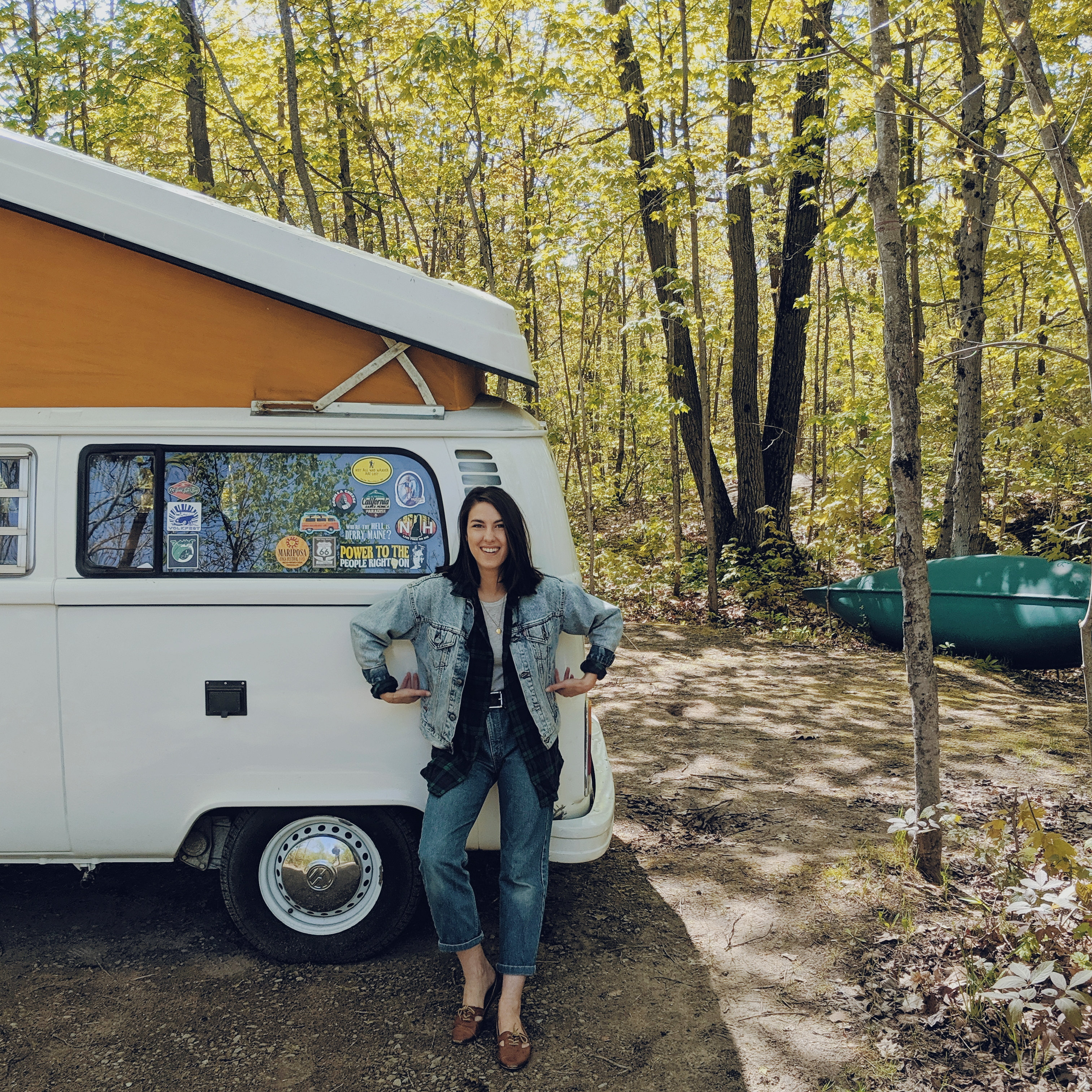 Ethical clothes for camping: the essentials