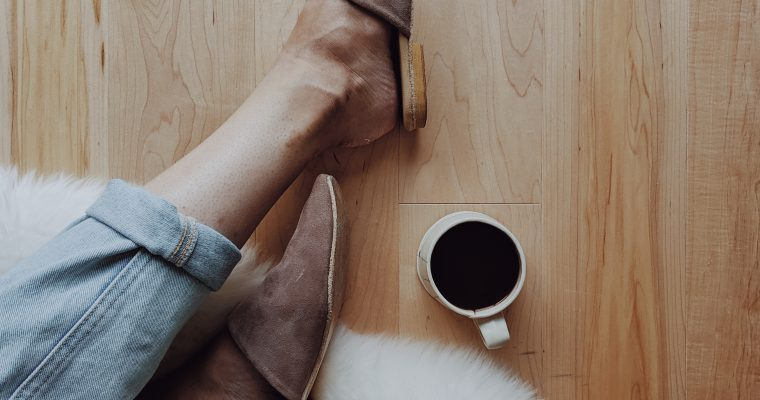 A clumsy woman's guide to caring for suede shoes