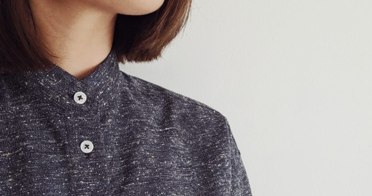 5 ways to style a button-up for fall