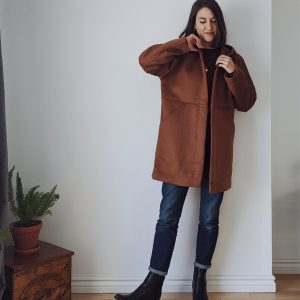 Sonora Hooded Coat