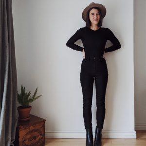 Jet Ski Jeans, black