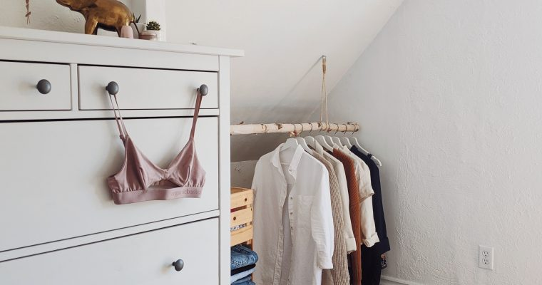 Reviewing Ethical Undergarments from Organic Basics